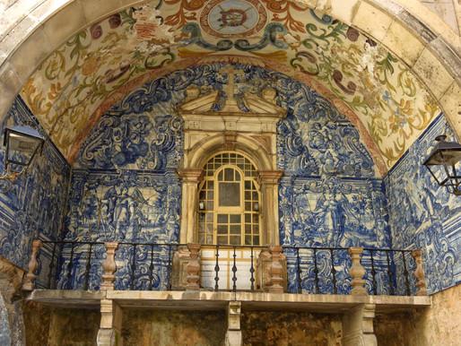 Óbidos Portugal, The Queen's Present