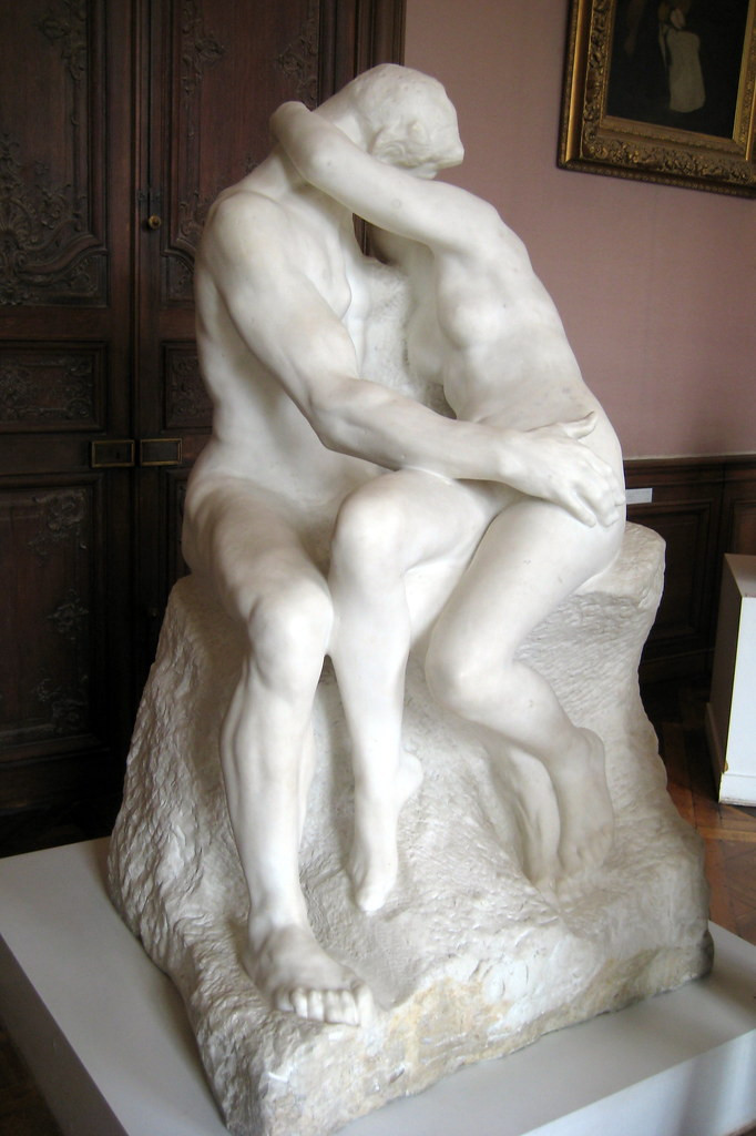 Auguste Rodin, The Kiss, 1888