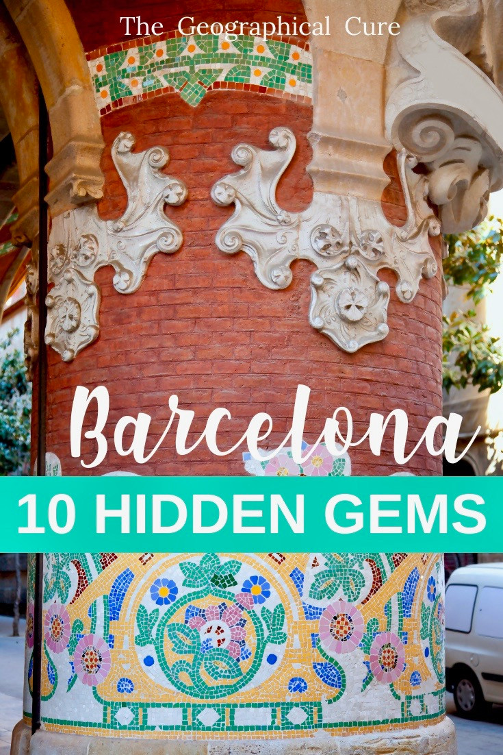 Unmissable Hidden Gems in Barcelona Spain