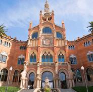 Sant Pau Hospital Barcelona