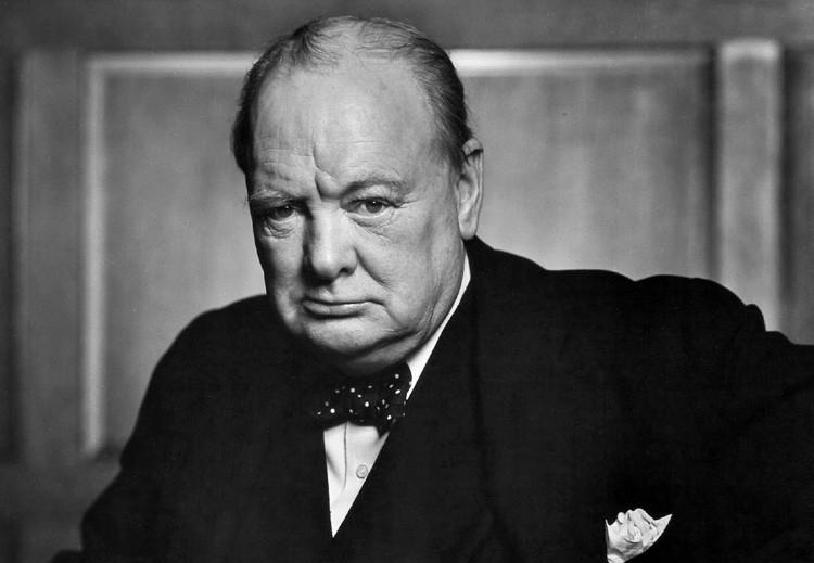 Winston Churchill, Prime Minister 1940-45