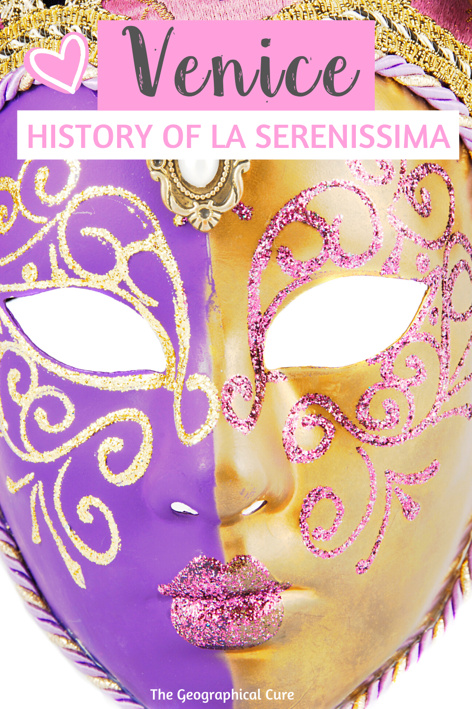 Nutshell History Guide to Venice, La Serenissima