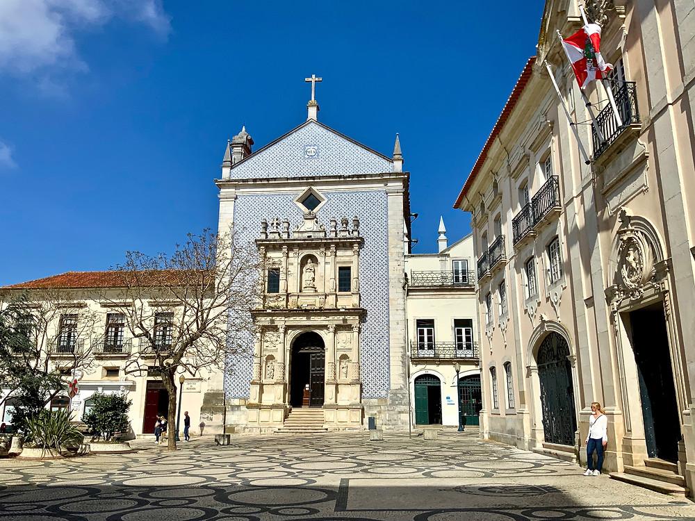 Igreja da Misericórdia in Aveiro