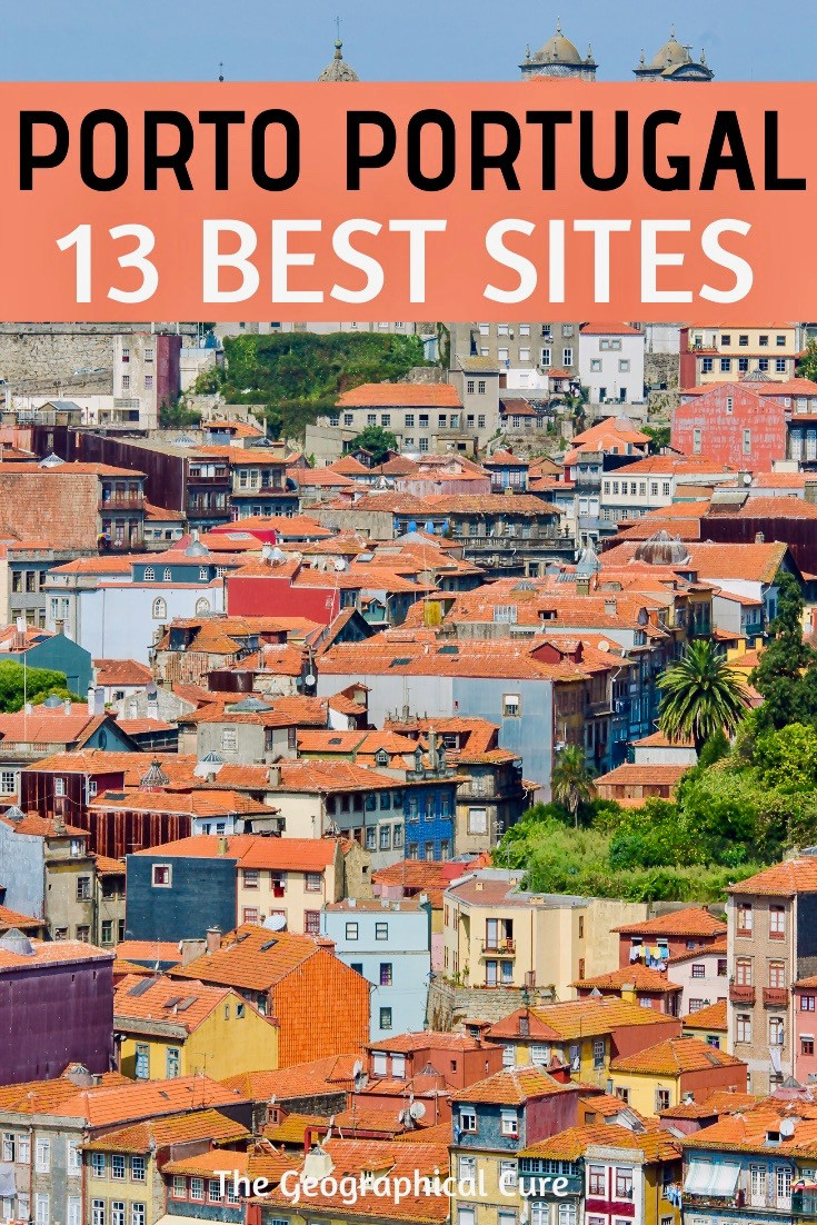 best sites and photo spots in Porto Portugal