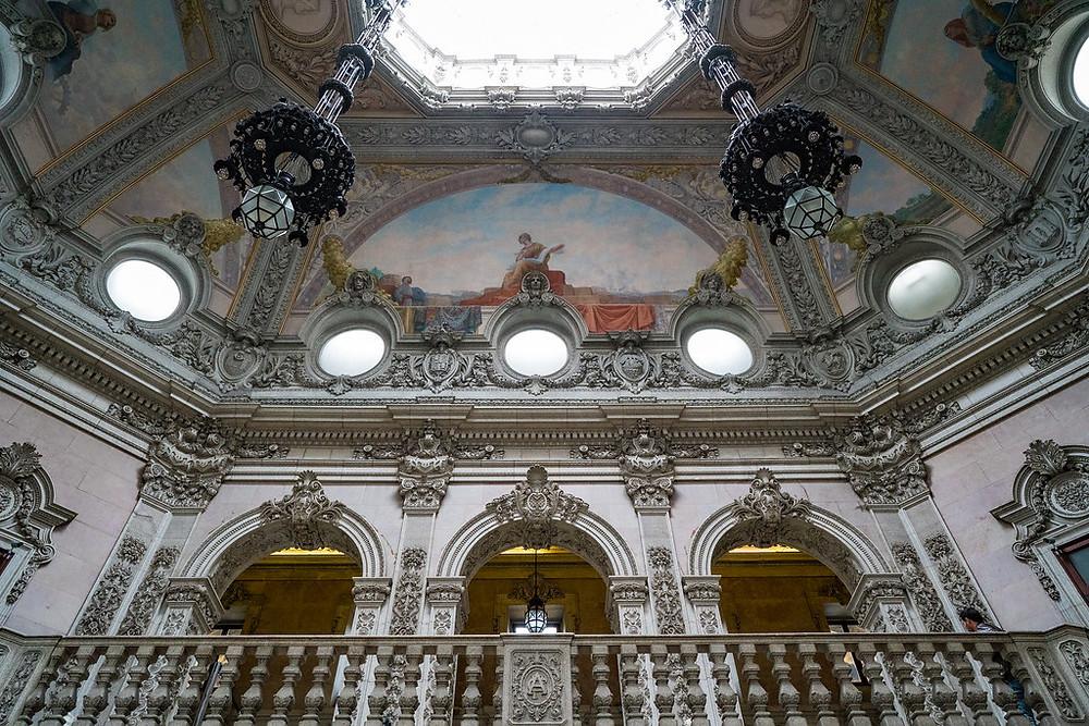 the Palacio da Bolsa