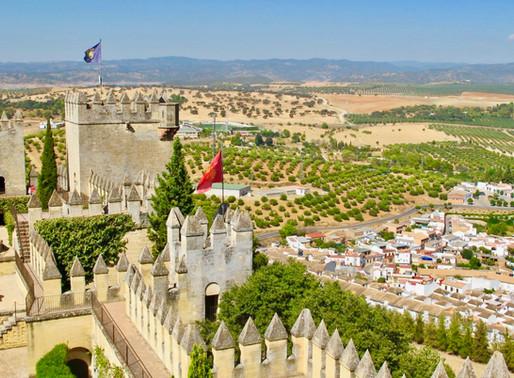 A Moorish UNESCO Fortress in Almeria Spain