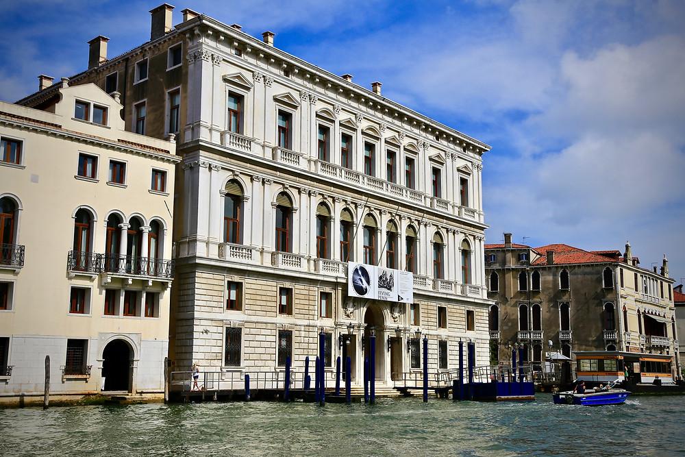 Palazzo Grassi, Venice's exhibition hall