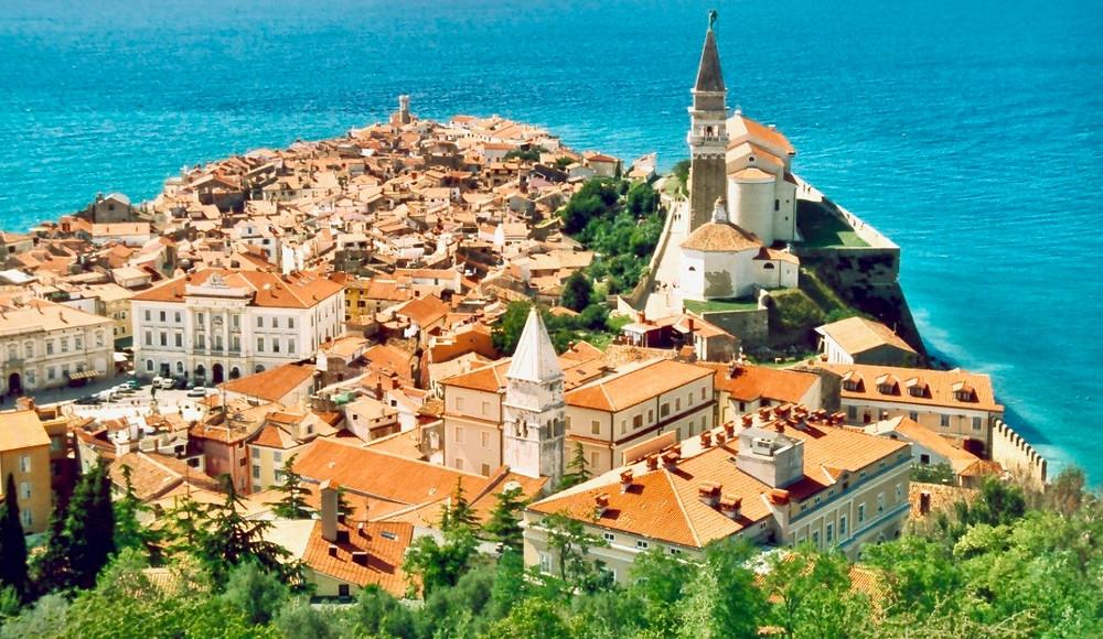 """Piran Slovenia: the """"Little Venice"""" on the Adriatic Coast"""