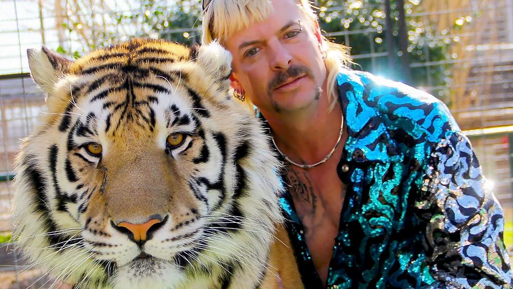 Joe Exotic on Netflix's uber popular Tiger King