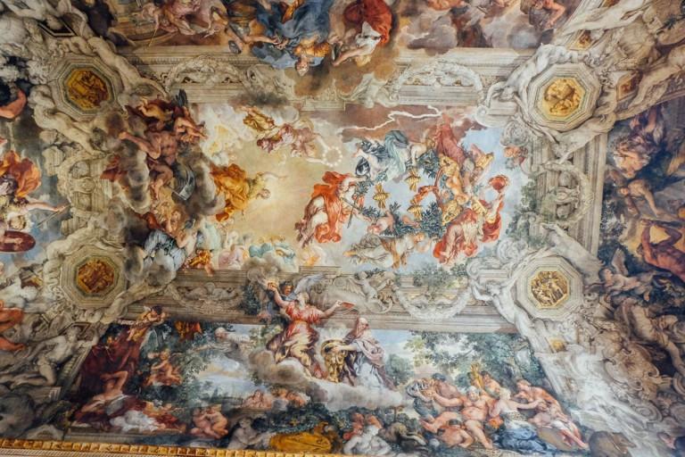 Pietro da Cortona, Triumph of the Divine Providence, 1633-39