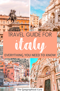 Travel Guide & Tips for Italy