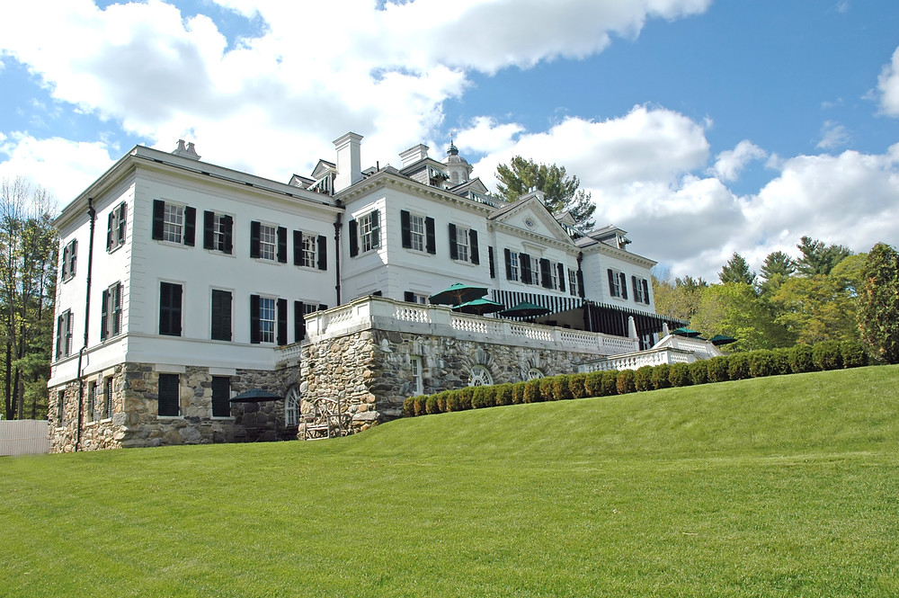 the Mount, Edit Wharton's House