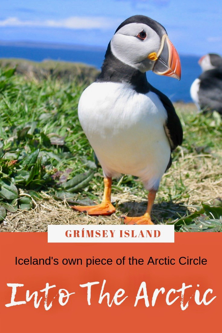 Into the Arctic: Iceland's Grimsey Island