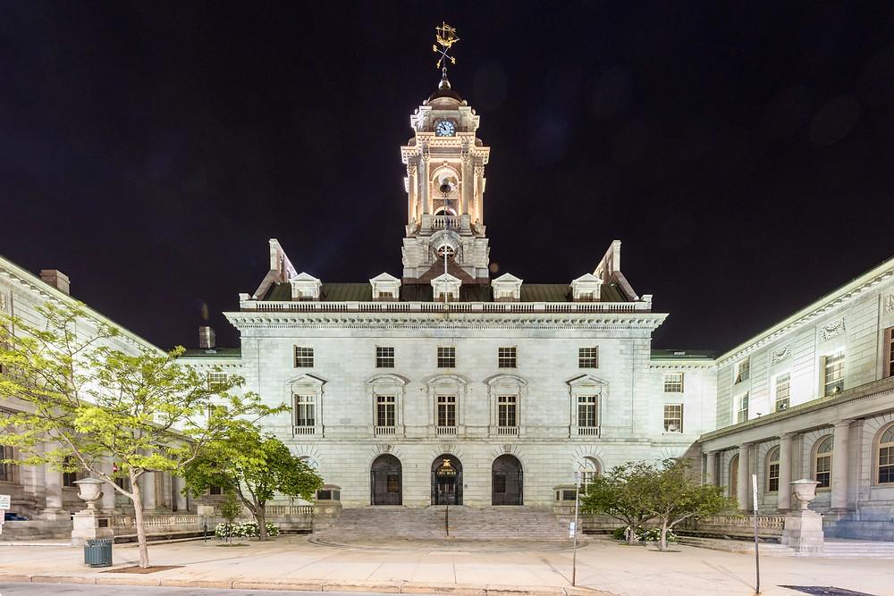 Portland's City Hall