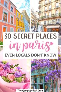 30 Hidden Gems and Secret Spots in Paris, that Even Locals Don't Know