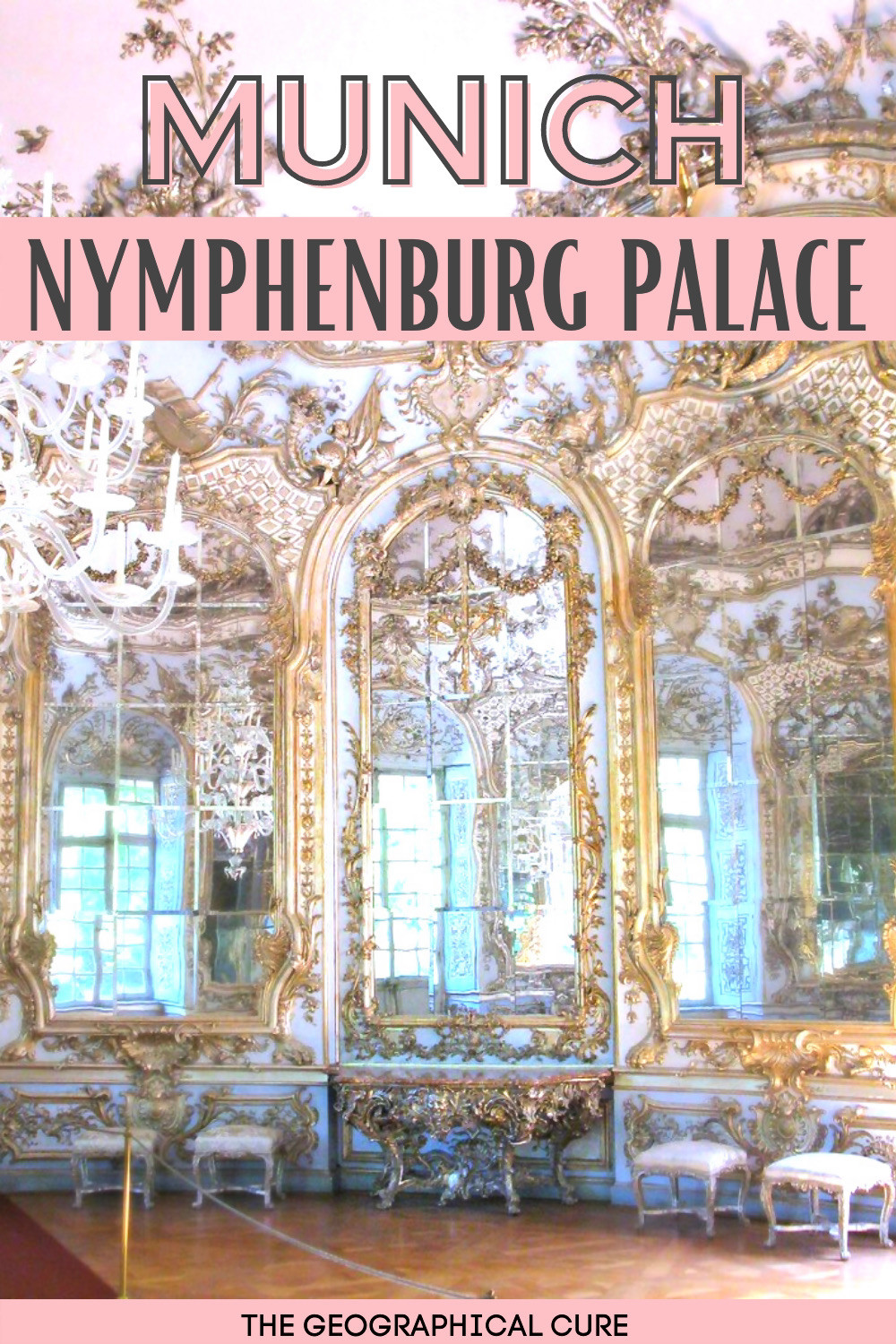 ultimate guide to visiting Nymphenburg Palace in Munich Germany
