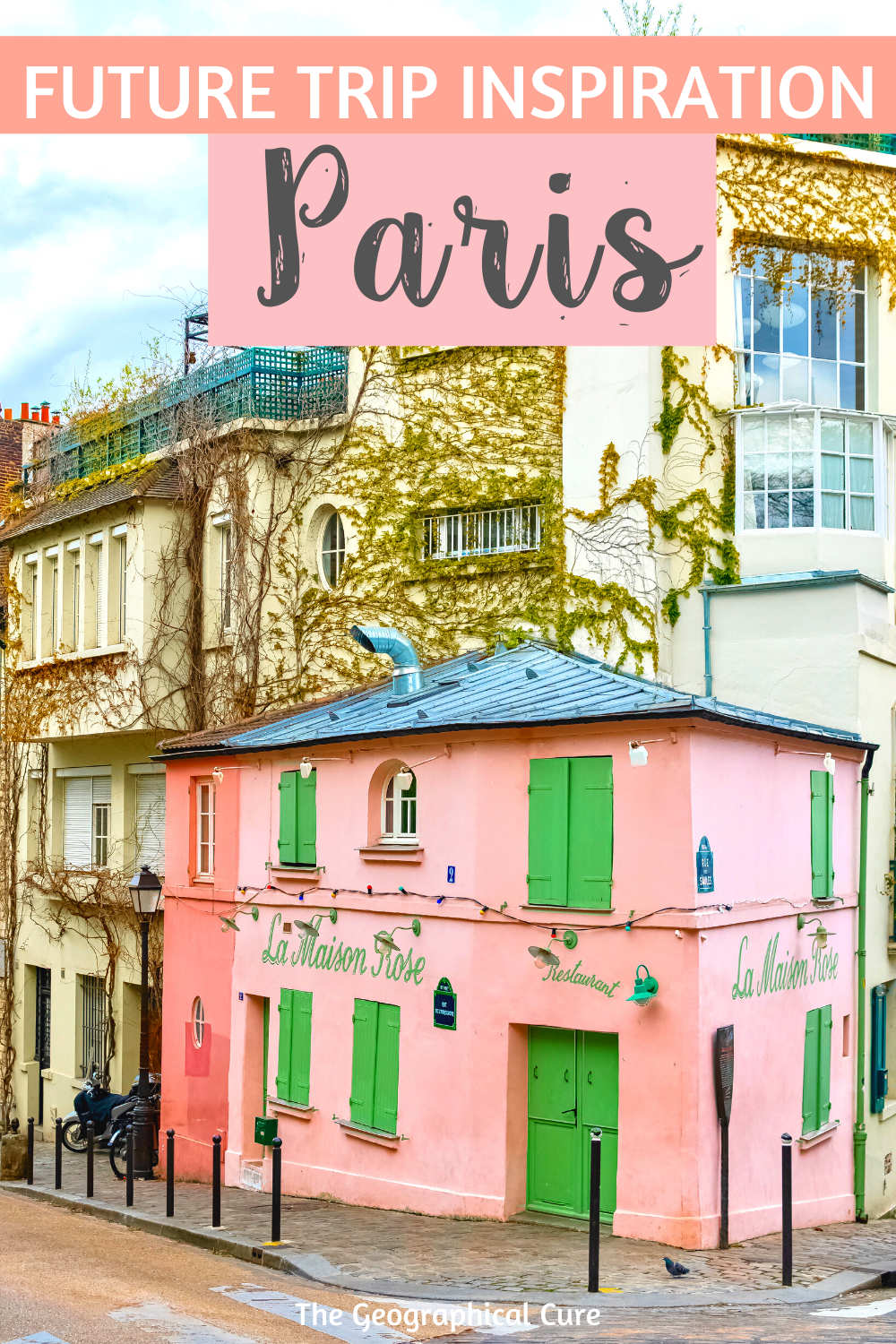 Paris Inspiration: 5 day travel guide and itinerary