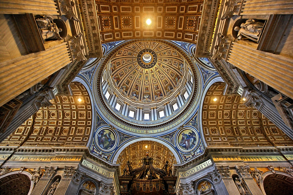view of the cupola