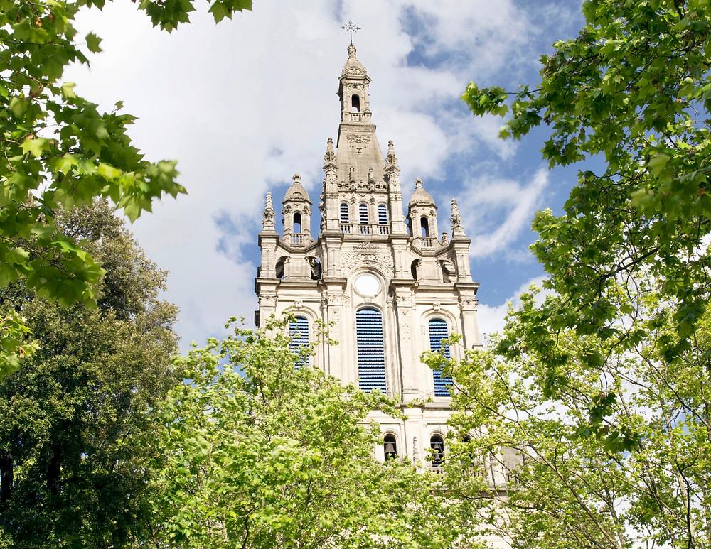 the Basilica de Begona