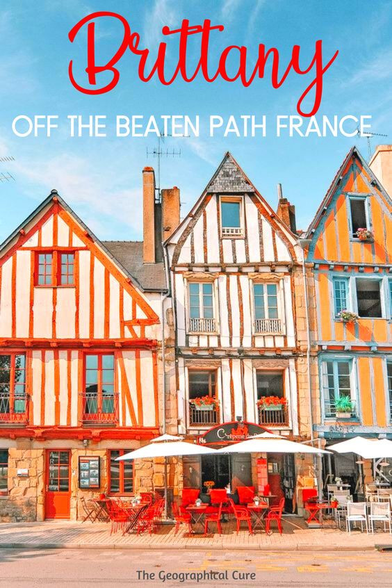 ultimate guide to the most beautiful towns and villages in Brittany France