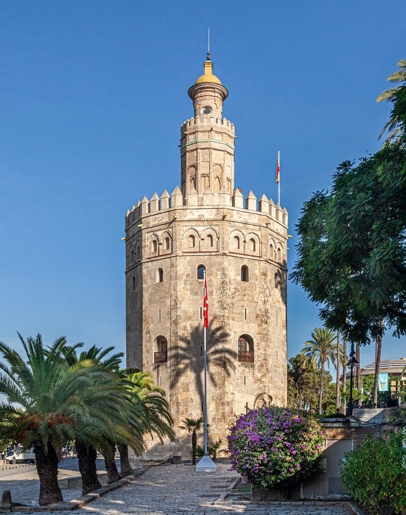 Torre del Oro on the Guadalquivir River