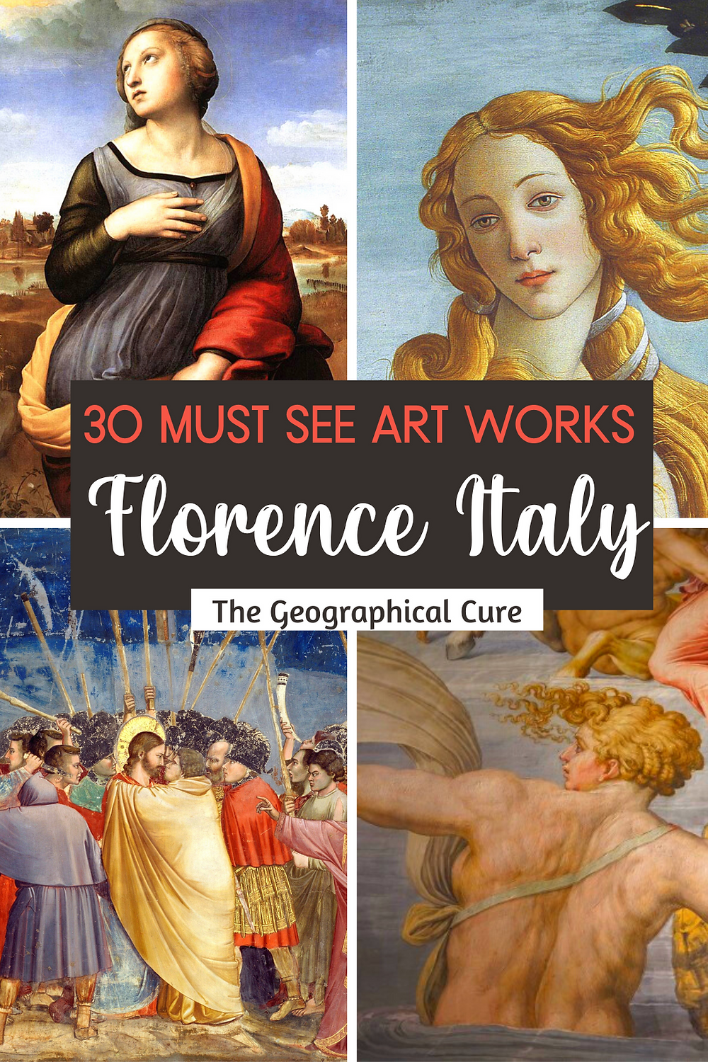Guide To Must See Art Work in Florence Italy
