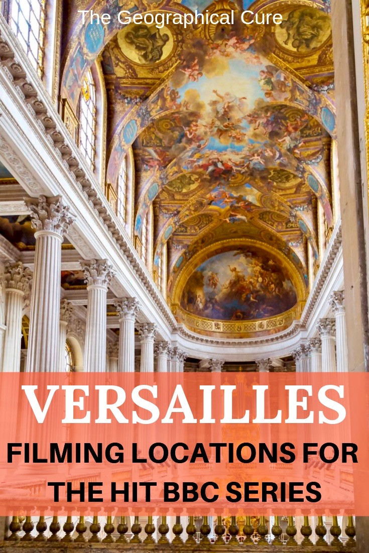 Ultimate Guide to Filming Location for the BBC series Versailles