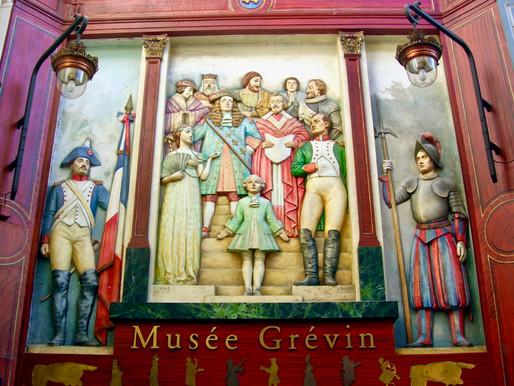 Musée Grévin, Paris' Eccentric Wax Museum