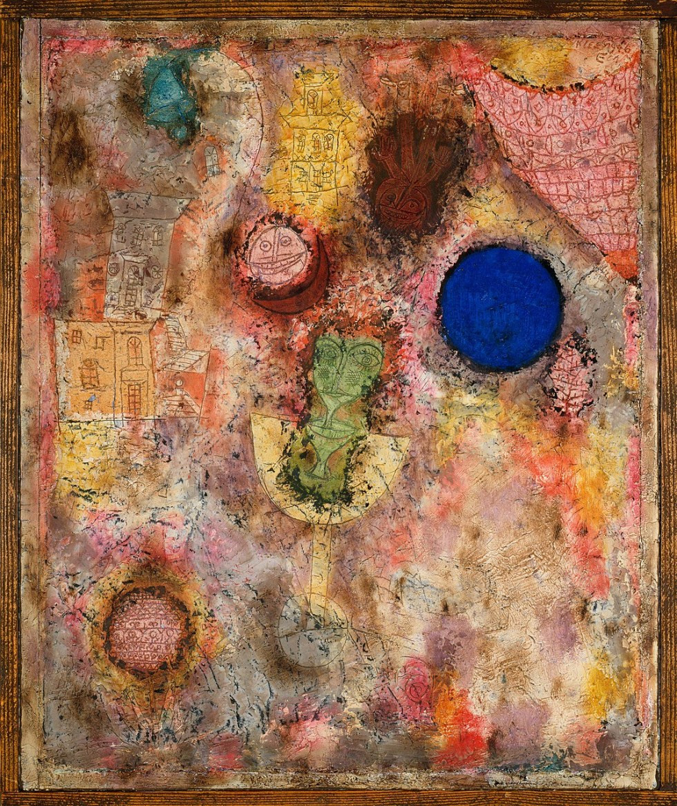 Paul Klee, The Magic Garden, 1926