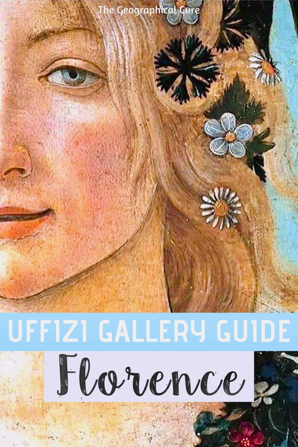 complete guide to the Uffizi Gallery in Florence Italy, with must see masterpieces and tips for visiting