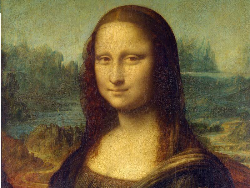 Leonardo da Vinci, Mona Lisa, 1508-15