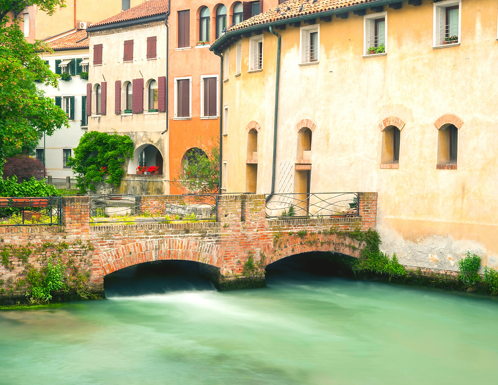 canals in Treviso