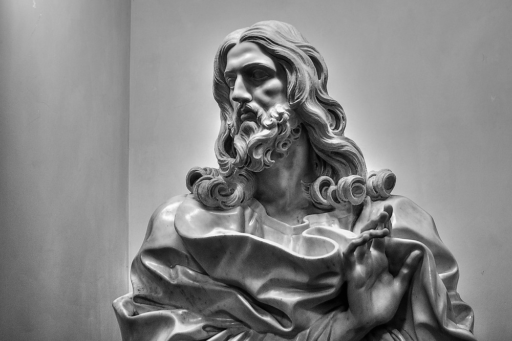 Bernini, Salvator Mundi, 1679