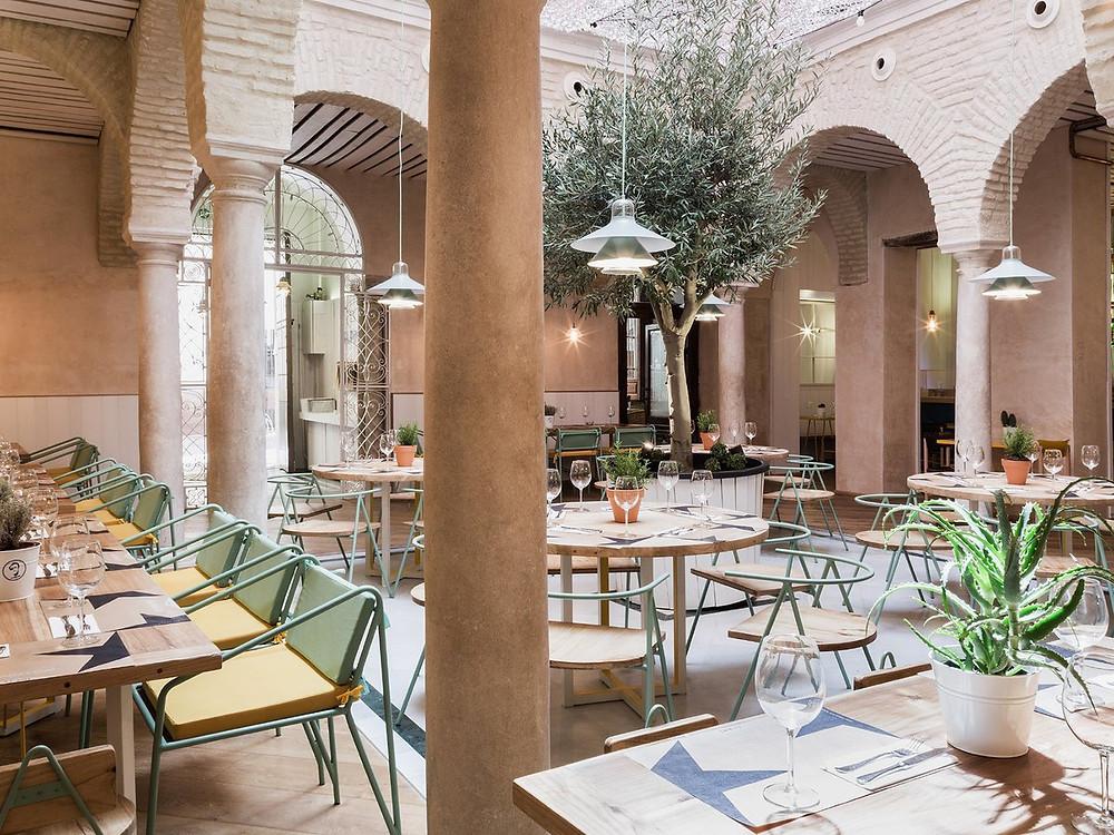 El Pinton Restaurang in Seville