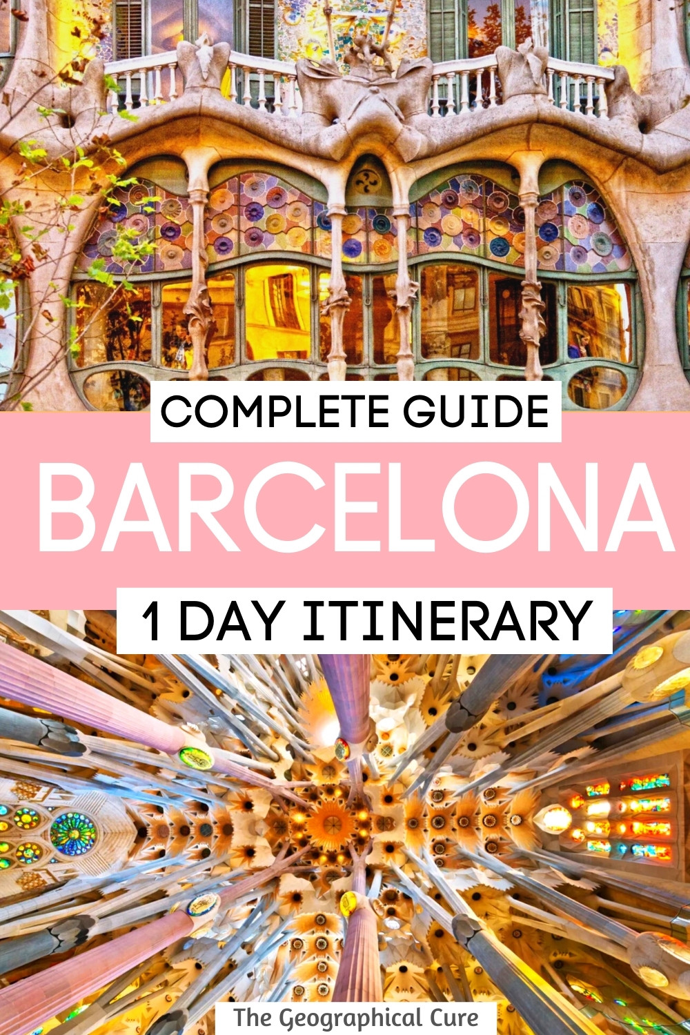 What To Do In 24 Hours in Barcelona Spain