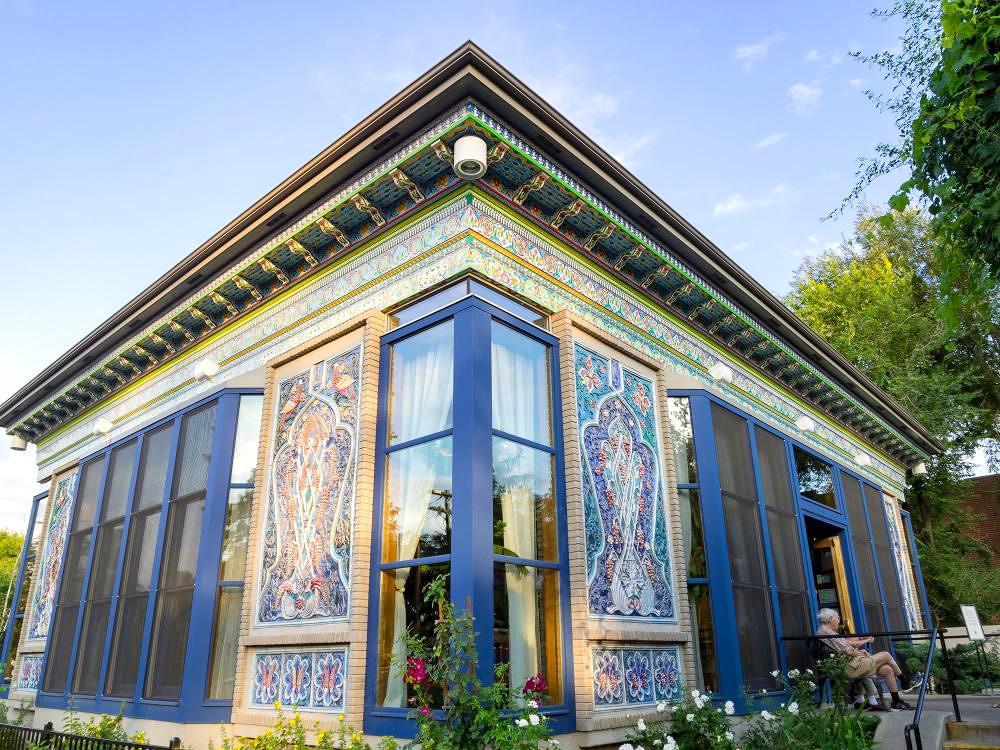 Dushanbe Tearoom