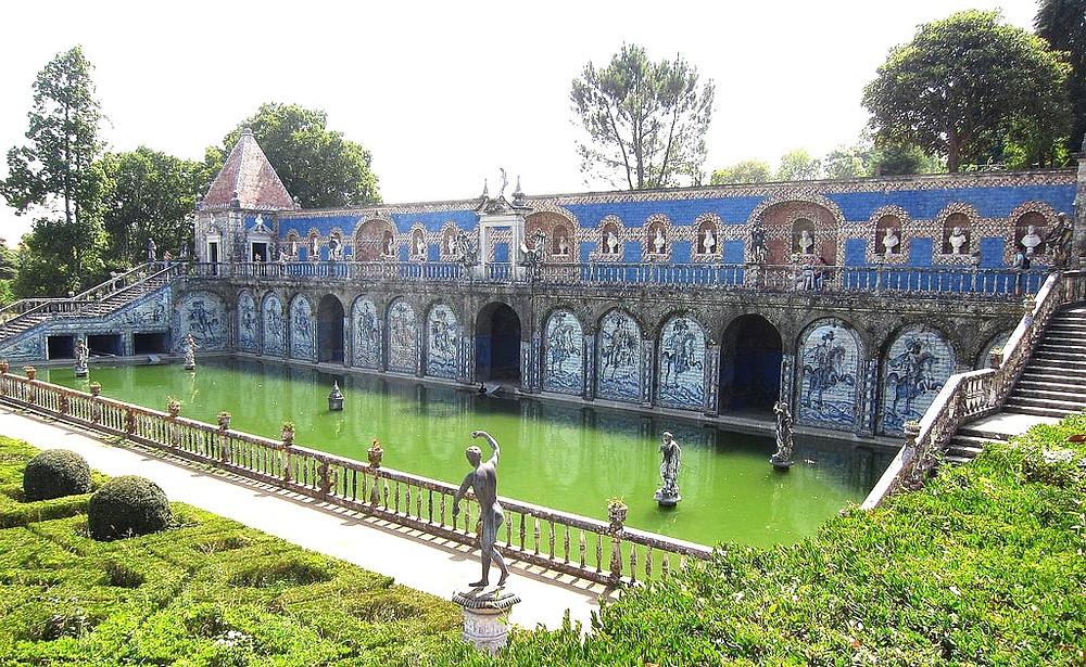 Fronteira Palace estate © Bosc d'Anjou / Flickr