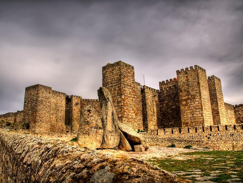 The Castle of Trujillo