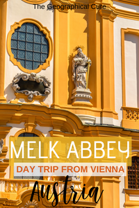 Melk Abbey, an unmissable site in the Wachau valley and day trip from Vienna