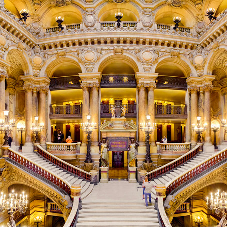 Guide To Paris' Opera District: the 9th Arrondissement