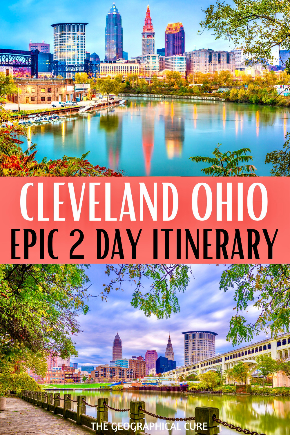 ultimate travel guide to Cleveland Ohio