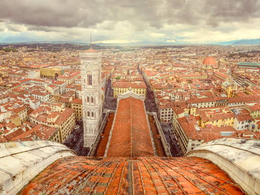 Where To Find the Best Views in Florence Italy
