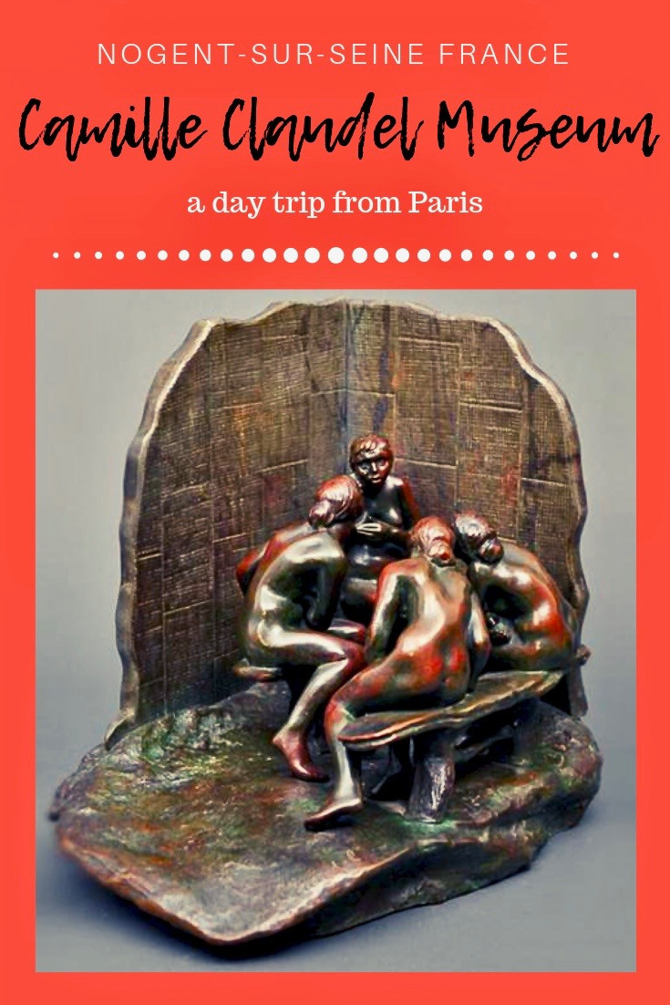 Camille Claudel Museum, a day trip from Paris