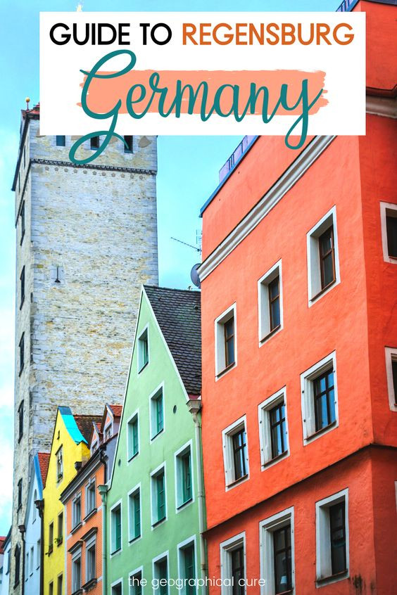 guide to the best things to do and see in Regensburg Germany