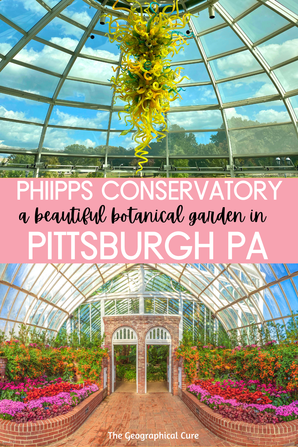 Phipps Conservatory: Beautiful Botanical Garden in Pittsburgh PA