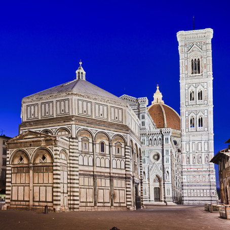 Guide To the Baptistery of St. John, Florence's Oldest Monument