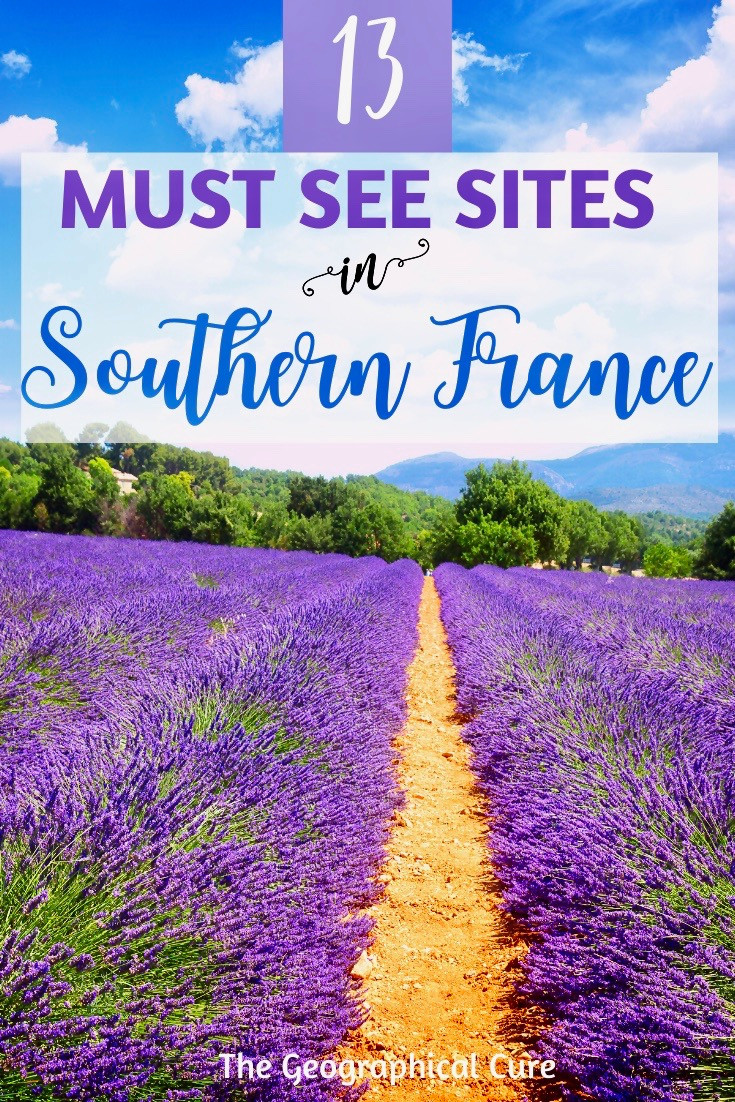 must see sites in southern France