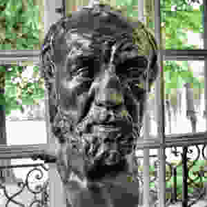 Auguste Rodin, Man With the Broken Nose, 1864 -- rejected by the Salon