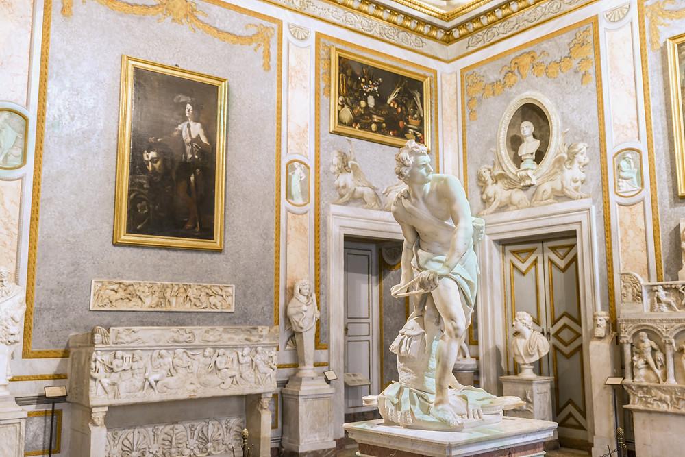 Bernini, David, 1622