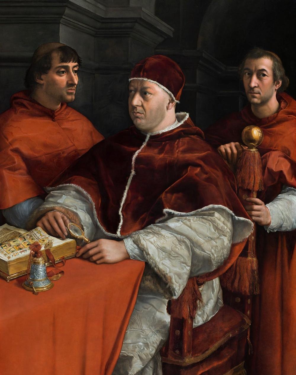 Raphael's Portrait of Pope Leo X